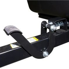 Polar Trailers all come standard with a quick release system to tilt your trailer. Making it even easier, we have developed a Foot Pedal Latch accessory that will allow the trailer to be tilted using…More CLICK VISIT link above to read Atv Trailers, Dump Trailers, Metal Projects, Welding Projects, Welding Ideas, Diy Projects, Woodworking Projects, Cv Curriculum Vitae, Tractor Implements