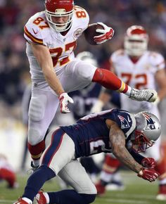 Live updates, photos, stats from today's Chiefs-Patriots...: Live updates, photos, stats from today's Chiefs-Patriots playoff game…