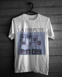 La Dispute Rooms Of The House Tshirt by HeyYoungBlood on Etsy, $19.95