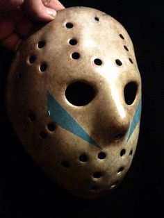 #Part 5 #Friday the 13th #Jason Voorhees #Horror #Hockey Mask #A New Beginning