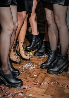 Dr. Martens Heels.  Shop here   #drmartens#dr martens#doc martens#dms#docmartens#partywear#high heels