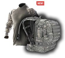 Army Combat Shirt + CamelBak MotherLode 3L (100oz) Hydration Backpack $287.99