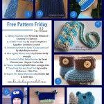 Blue – Free Crochet Pattern Friday March 21, 2014 by Rhondda
