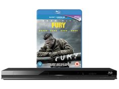 Win a Blu-ray player and discs of Fury