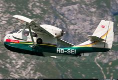 Republic RC-3 Seabee, Off-Airport - St. Wolfgang Austria, July 13, 2013