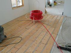 ThermoFin U Radiant Heated Floor Layout - Radiant Engineering