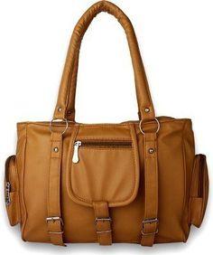 0f6dbeafd7ca Taps Fashion Women s PU Handbag (Mustard