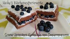 Schoko-Heidelbeer-Kuchen ☆ Heike's Küchenexperimente ☆: Omelettemeister