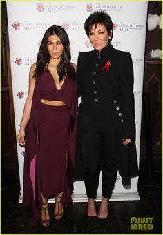 Kim Kardashian & Kanye West Bring AIDS Day Awareness Across the Country!