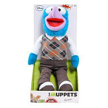 Muppets Medium Plush - Gonzo  Muppets Medium Plush - Gonzo is one of your favorite Muppet friends to love and hug! These super soft and cuddly plush characters will be sure to make you smile. Whether you're hugging your favorite Muppet, or heading on an adventure together, they are ready for fun with you!