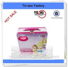 """Customize Lunch Tin Boxes For """"disney"""" Kids Food Packing Photo, Detailed about Customize Lunch Tin Boxes For """"disney"""" Kids Food Packing Picture on Alibaba.com."""