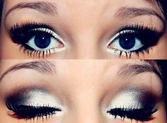 How I want my eyes to look at prom <3