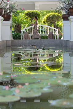 Oh, the Places I Go!  - Mandarin Oriental Hotel Bangkok