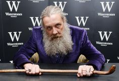 Vintage Alan Moore Interview With Shout-Outs to Crowley, Duquette and RAW