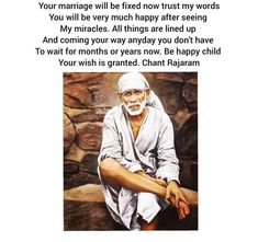 Reposted from ( - Baba's message for you Sai Baba Pictures, God Pictures, Gods Love Quotes, Me Quotes, Heart Quotes, Motivational Quotes, Daily Positive Affirmations, Positive Quotes, Sai Baba Miracles