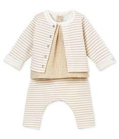 d02eb5792e39b 15 meilleures images du tableau Vêtements pour bébé en maille