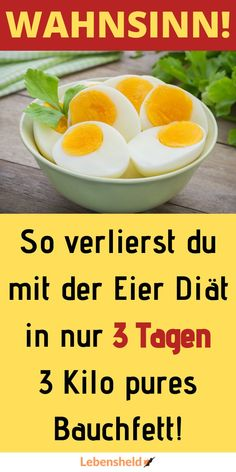 So kannst du mit Eiern in nur 3 Tagen 3 Kilo pures Bauchfett. You are in the right place about hea Easy Detox Cleanse, Detox Cleanse For Weight Loss, Detox Soup Cabbage, Egg Diet Plan, Fat Burning Detox Drinks, Diet Plans To Lose Weight, Diet And Nutrition, Lose Belly Fat, Muesli