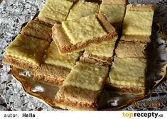 Czech Recipes, Ethnic Recipes, Cornbread, Baking, Sweet, Homeland, Drinks, Basket, Beverages
