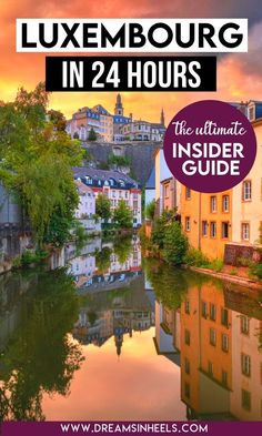Luxembourg in a day? In this travel guide, I share the top things to do in Luxembourg City in one day, where to eat, where to stay and travel tips. | Luxembourg things to do in | Luxembourg photography | luxembourg travel | luxembourg food | Luxembourg City | Luxembourg itinerary | One day in Luxembourg | What to do in Luxembourg | Visit Luxembourg City | Europe Travel | Places to visit in Luxembourg | 1 day in Luxembourg | 24 hours in Luxembourg | #LuxembourgCity #dreamsinheels…