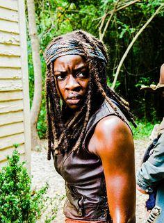 Michonne..