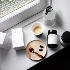 Morning rituals with @bearjournal ✨ this fabulous new range of essential daily vitamins available now from @meccacosmetica. Congratulations to @saasha_burns + @sammy_leetham on your launch. Happy Friday lovelies x