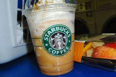 Starbucks Secret Menu Item: Cake Batter Frappuccino (Click through to see the whole secret menu!)