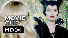 """Aurora learns who #Maleficent is in the new Movie Clip - """"Evil Fairy"""""""