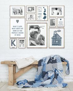 Wandcollage mit Fotos – Family-prints online selber machen bei Printcandy Source by The post Wandcol Inspiration Wand, Family Wall Decor, Family Wall Collage, World Decor, Wall Decor Pictures, Hallway Decorating, Cool Walls, Poster Wall, Frames On Wall
