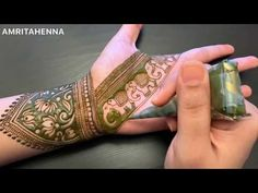 15 MINUTE TUTORIAL TO BEST TRADITIONAL RAJASTHANI MEHNDI ELEPHANT DESIGN FOR BRIDE - YouTube Henna Flower Designs, Henna Tattoo Designs Arm, Mehndi Designs Book, Modern Mehndi Designs, Bridal Henna Designs, Beautiful Henna Designs, Dulhan Mehndi Designs, Mehndi Patterns, Latest Mehndi Designs
