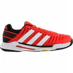 arrives 8985c 426d7 Adidas Adipower Stabil 10.1 Men - Red. Squash Source · Adidas Squash Shoes