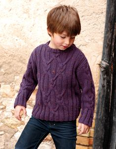 37 ideas knitting for kids boys fabrics Free Childrens Knitting Patterns, Knitting For Kids, Baby Knitting, Boys Sweaters, Winter Sweaters, Winter Kids, Junior, Knitting For Beginners, Kids Boys
