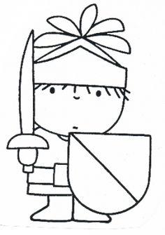 Afbeeldingsresultaat voor Thema Ridders en prinsessen