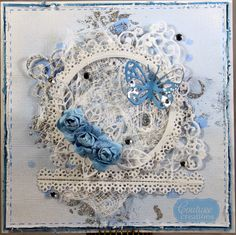 Artdeco Creations Brands: Ornamental Lace Dies