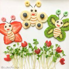 diy cuisine créative enfants fun food