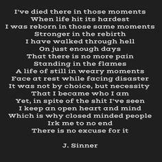 "84 Likes, 9 Comments - Jason Sinner (@sinner3am) on Instagram: ""Naked ✌❤ #Sinner3am #poetryofig #poets #spilledink #writersofig #musicismyreligion…"""