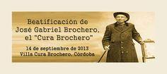 SANTOS Y VIDA: Beatificación del Cura Brochero