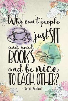 Why Can't People Just Sit And Read Books - Bookish Design Art Print - Trend Girl Quotes 2020 The Words, I Love Books, My Books, Read Books, Books To Read 2018, Coffee And Books, Book Of Life, The Book, I Love Reading