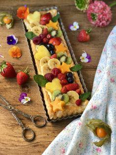 Healthy Balanced Diet, Sweet Tarts, Fruit Salad, Acai Bowl, Deserts, Dairy, Pie, Cheese, Breakfast