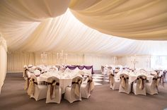 Wedding Venue, Shipley, West Yorkshire, Marquee Wedding