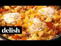 Best Low-Carb Breakfast Hash Recipe - How to Make Low-Carb Breakfast Hash