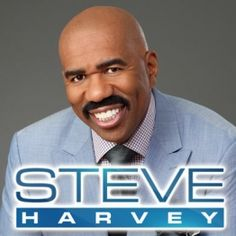 Steve Harvey's New Daytime Talk Show: Real People, Everyday Issues – And Funny Steve Harvey Family, Popular People, Real People, Black Tv, Radio Personality, Family Feud, Reality Tv Shows, Tv Shows Online, Best Selling Books