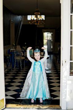 Zoe's Frozen Themed 6th Birthday Party - Studio 83 Wedding Photography