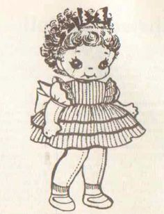 Vintage Doll Patterns
