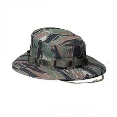 e71f9468cb0d5 Tiger Stripe Ultra Force Boonie Hat Army Navy Store