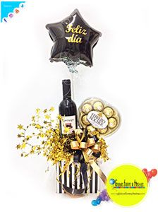 Globos, Flores y Fiestas Candy Bouquet, Man Birthday, Gift Baskets, Balloons, Birthdays, Lily, Gifts, Bouquets, Daddy