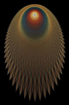 Peacock String Art - would be impossible to do but this is SO beautiful