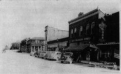 """""""Guess Where Wednesday"""" mystery photo of the week!  Can you guess what business you'll find today where the old Ben Franklin Five and Dime store used to be in downtown Barrington?"""
