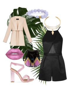 """""""pink business"""" by alienfap on Polyvore featuring Pottery Barn, Nest, BCBGMAXAZRIA, Topshop, Les Petits Joueurs and Lime Crime"""