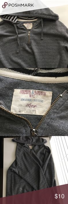 Men's Pullover Sweatshirt Gently loved Pullover Sweater  - Great condition ✨ - No rips or stains - Lightweight & fairly thin - No Trades 🚫 No Paypal - Bundle 3 + items for a discounted price 📦  If you have any questions, feel free to ask me in the comments below 😊 Hudson & Barrow NYC Shirts Sweatshirts & Hoodies