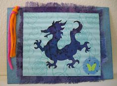 #ATC #ACEO #dragon